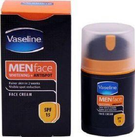 Vaseline For Men Spf15 Face Moisturiser - 20ml