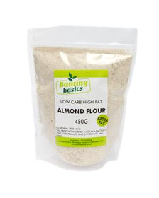 Banting Basics - Almond Flour - 450g
