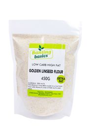 Banting Basics - Golden Linseed Flour - 450g