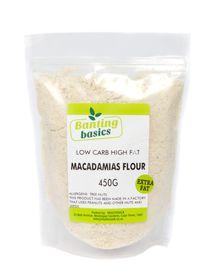 Banting Basics - Macadamia Flour - 450g