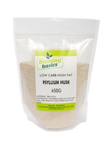Banting Basics - Psyllium Husk - 450g
