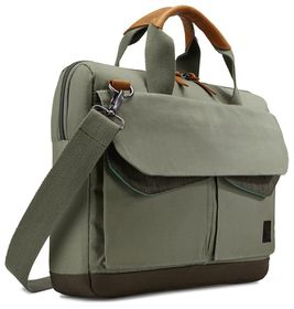 Case Logic Lodo Laptop Attache Petrol Green