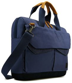 Case Logic Lodo Laptop Attache Dress Blue - 14""