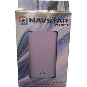 Powerbank 4000maH 2 USB Ports and LED Charge Lighting - PBANK03