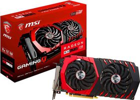 MSI Radeon RX 470 Gaming X Graphics Card - 8GB
