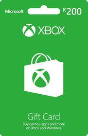 Xbox Live R200 Gift Card