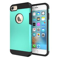 Slim Armour Protective Case for iPhone 7 Plus - Mint