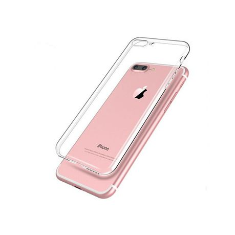 new styles 71ab5 69077 Ultra-Thin TPU Case Cover for iPhone 8 Plus / 7 Plus - Transparent