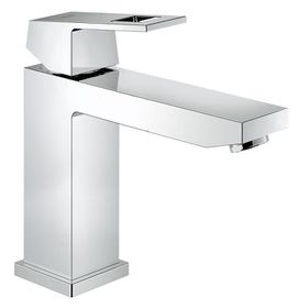 Grohe - Eurocube Smooth Body Basin Tap - Medium High Spout