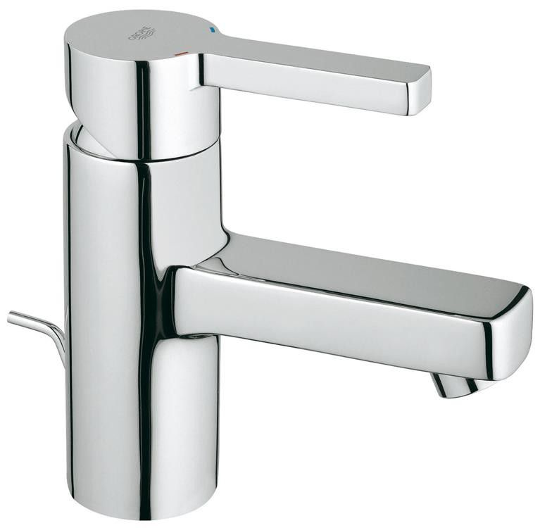 Grohe - Linear Single-lever Basin Mixer - S-size - 32114000 | Buy ...