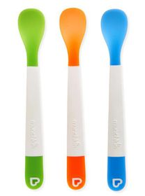 Munchkin - Lift Infant Spoon - 3 Pack