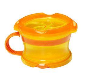 Munchkin - Click Lock Snack Catcher - Orange