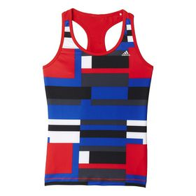 Girl's adidas Techfit Tank Top