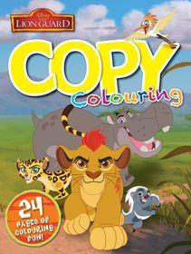 Disney The Lion Guard 24 Page Copy Colour Book