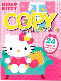 Hello Kitty 24 Page Copy Colour Book