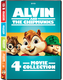 Alvin And The Chipmunks Boxset (DVD)