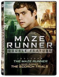 Maze Runner 1 & 2 (DVD)