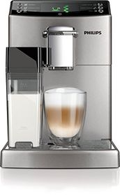 Philips - HD8847/11 4000 Series Auto Espresso Machine