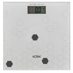 Solac - Bathroom Scale - 180kg - Precise