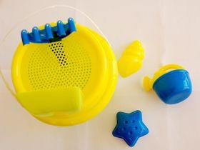 7 Piece Beach Bucket Play Set