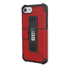 UAG Metropolis Case for iPhone 7/6s - Magma/Black