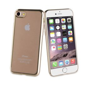 Muvit Bling Case iPhone 7 - Gold
