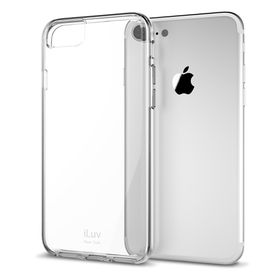 iLuv Vyneer Transparent Case iPhone 8/7 - Clear