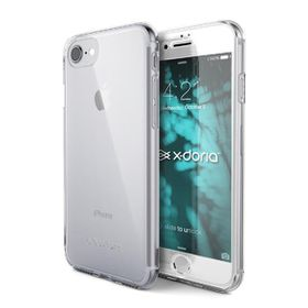 Xdoria Defense 360 Glass case for iPhone 7 - Clear
