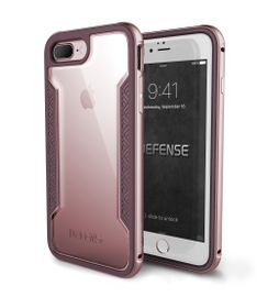 Defense Shield iPhone 8/7 Plus - Rose Gold