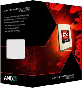 AMD FX-8300 - 3.3GHz/4.2GHz Eight Core Processors