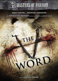 Masters of Horror:V Word - (Region 1 Import DVD)