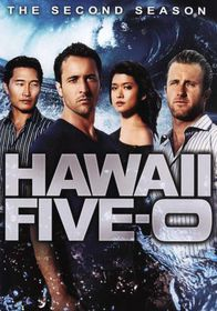 Hawaii Five-O Season 2 (DVD)
