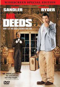 Mr Deeds  (DVD)