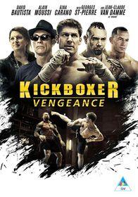 Kickboxer Vengeance (DVD)