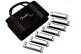 Fender Blues Deluxe Harmonica Pack