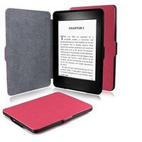 Premium Thinnest & Lightest Cover for Kindle Paperwhite - Magenta (Parallel import)