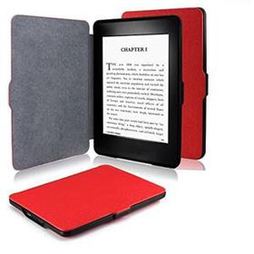 Premium Thinnest & Lightest Cover for Kindle Paperwhite - Red (Parallel import)