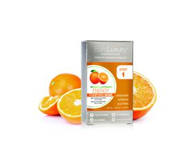Morgan Taylor Energy Orange And Lemongrass - 4 Pack