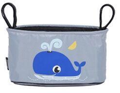 4-a-Kid - Pram Organizer - Blue Whale