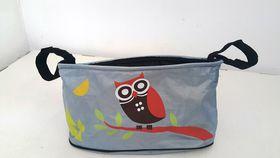 4-a-Kid - Pram Organizer - Orange Owl