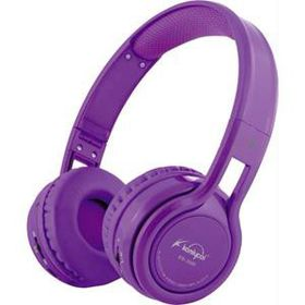 Bluetooth Headset with SD Player KB-2600 - Purple