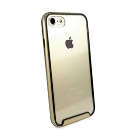 Tuff-Luv Essence Series Bumper Case for Apple iPhone 7 - Gold