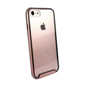 Tuff-Luv Essence Series Bumper Case for Apple iPhone 7 Plus - Rose Gold