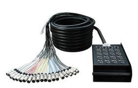 Kirlin 30m Multi Track Cable, 20 Channel.