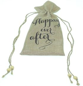 HESSIAN CHIC BAG