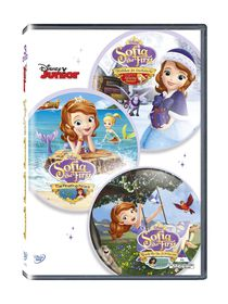 Sofia The First Box Set (DVD)