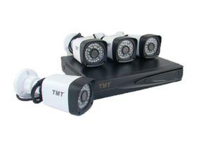 TMT 4 Channel CCTV Set