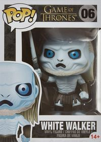 Game Of Thrones: White Walker POP! Vinyl