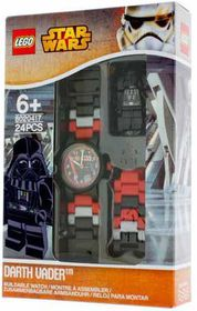 Lego Kids Mini Fig Watch Vader