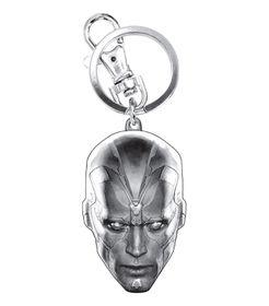 Marvel Avengers 2: Vision Head Key Ring